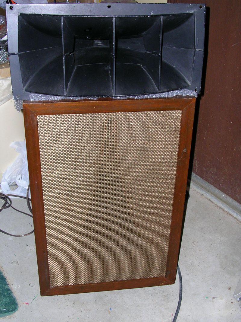 RE: Altec 811B vs 511B - freddyi - High Efficiency Speaker Asylum